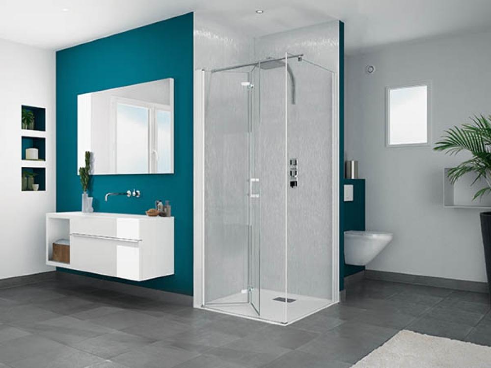 remplacement d 39 une baignoire par une douche bill re lons 64. Black Bedroom Furniture Sets. Home Design Ideas